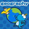 Динозаврики - География