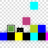 Пиксельная Песочница