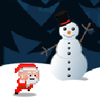 Парящий Санта