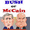 Буш или МакКейн?
