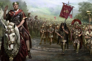 Caesar in Gaul – новый аддон к Total War: Rome 2