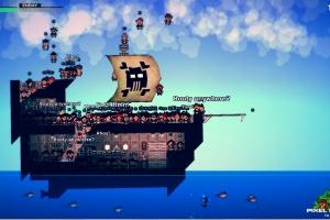 Создатели игры о корсарах Pixel Piracy борются с кибер-пиратами