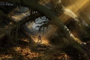 Трейлер Dragon Age: Inquisition показал всю красоту природы