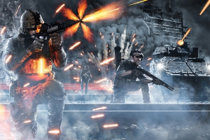 Следующие официальные приложения к Battlefield 4 выпустит DICE LA