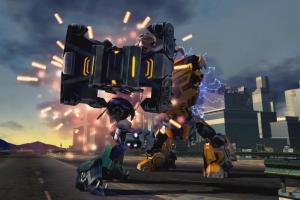 Бета Transformers Universe: весенний призыв