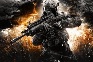 Новая Call of Duty обещает быть «бомбой»