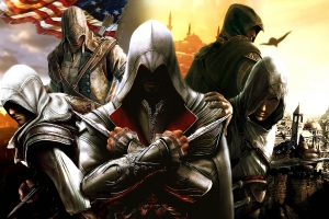 В будущем релизе Assassin's Creed нам могут показать Египет