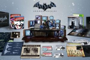 Warner Bros. анонсировала выход сборника игр о Бэтмене