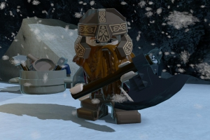 В будущем году ожидаем новинку Lego The Hobbit