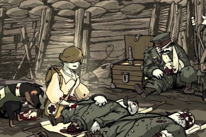 Ждем Valiant Hearts: The Great War в 2014 году