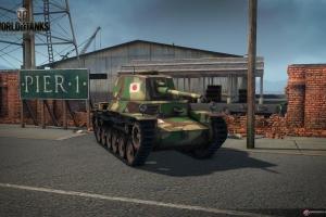Японская экспансия на отечественных танковых полигонах