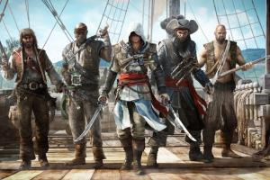 Новое поколение способствует созданию общего открытого мира для Assassin's Creed