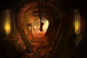 Разработчики игр в жанре хоррор пугают игроков звуком, сценами насилия и предупреждениями о страшных событиях
