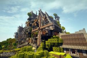 Minecraft обеспечена средствами на десятилетие вперед