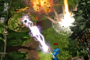 Magicka: Wizard Wars с 27 мая объявляет открытое бета-тестирование