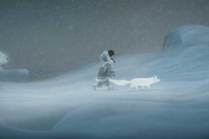 Never Alone – игра об Аляске, созданная на Аляске