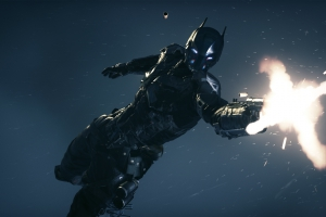 Batman: Arkham Knight переехал в 2015