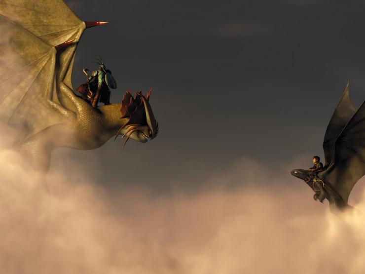 Фото 4 из Как приручить дракона