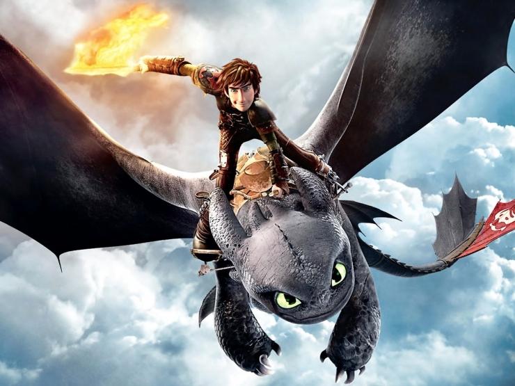 Фото 3 из Как приручить дракона