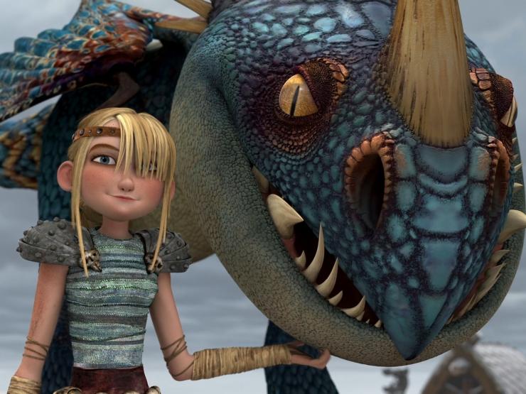 Фото 1 из Как приручить дракона