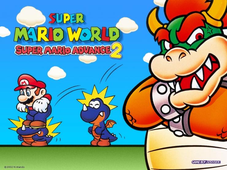 Фото 2 из Марио игры