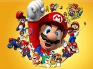 Картинка из Марио игры