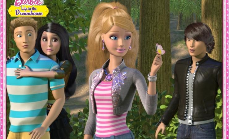 Игры Барби