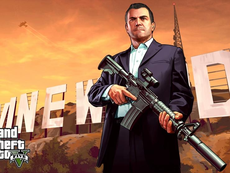 Фото 2 из Игры ГТА