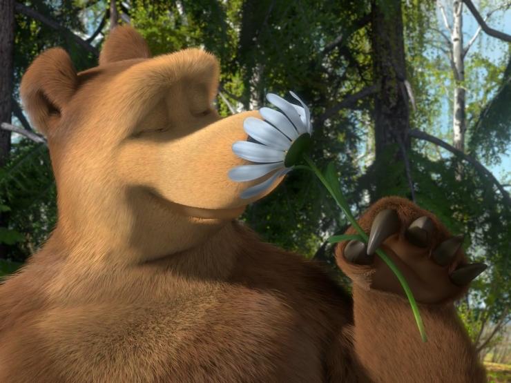 Фото 4 из Маша и медведь