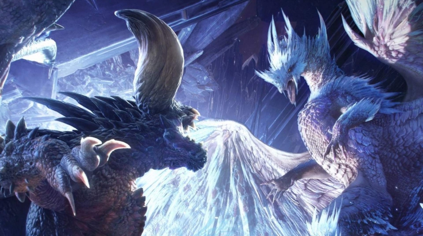 У DLC Iceborne для Monster Hunter: World обнаружились серьезные баги