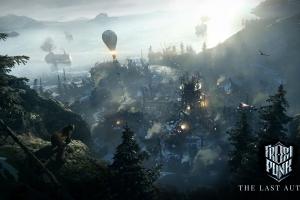 Появилось видео геймплея дополнения The Last Autumn для Frostpunk
