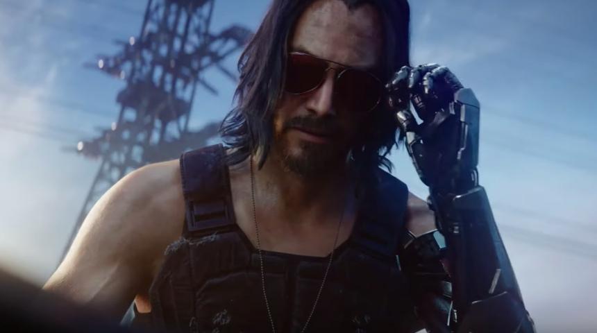 Дата релиза Cyberpunk 2077 сместилась на сентябрь