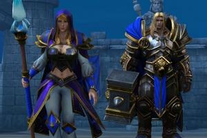 Пользовательские карты Warcraft III: Reforged принадлежат Blizzard