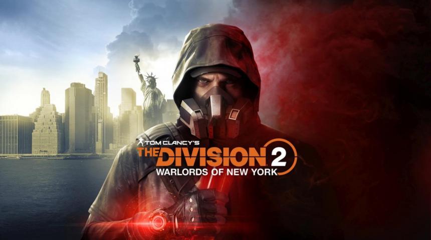 Для The Division 2 выйдет DLC Warlords of New York