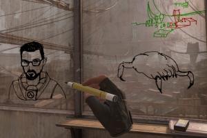 Геймеры начали использовать Half-Life: Alyx не по назначению