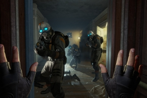 Half-Life: Alyx запустили  без VR
