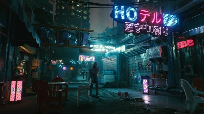 О Cyberpunk 2077 рассказали в Night City Wire