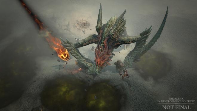 Появились очередные новости о ходе работы над Diablo IV