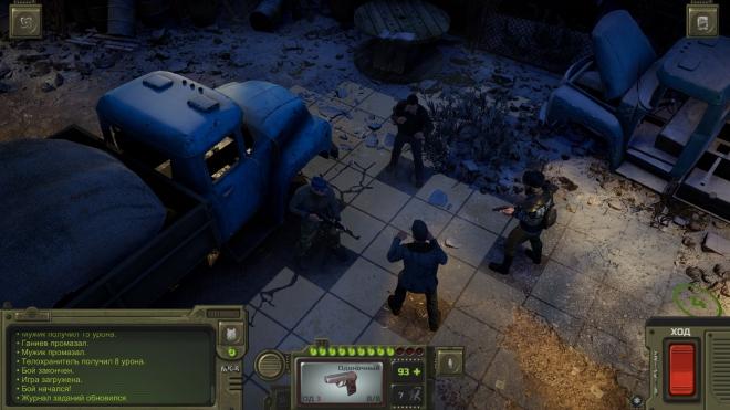 Обзор ATOM RPG: Trudograd – постапокалиптической РПГ игры