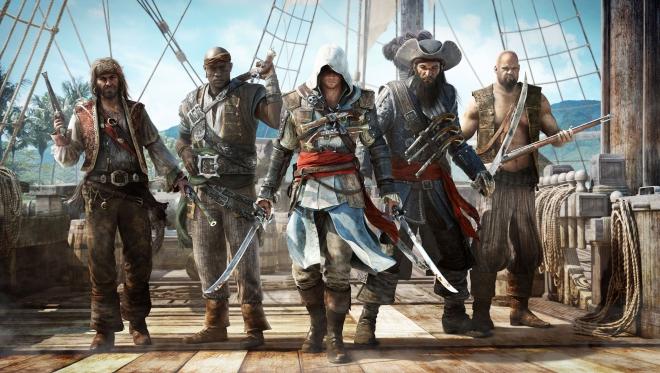 Лучшие игры про пиратов