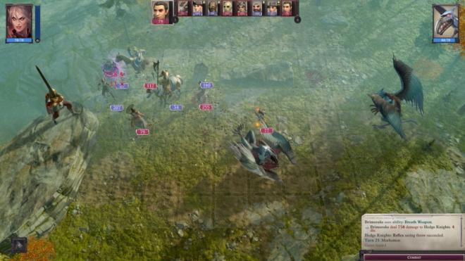 Обзор игры Pathfinder: Wrath of the Righteous – огромный мир со множеством... багов