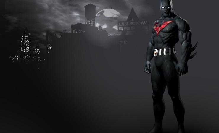 Бэтмен игры