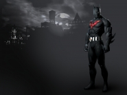 Картинка из Бэтмен игры