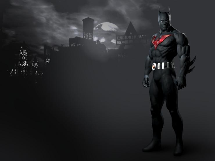 Фото 1 из Бэтмен игры