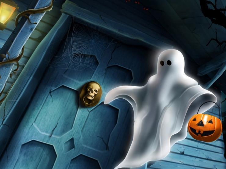 Фото 2 из Игры Хэллоуин