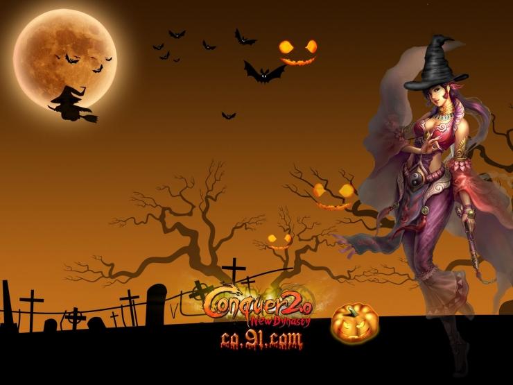 Фото 1 из Игры Хэллоуин