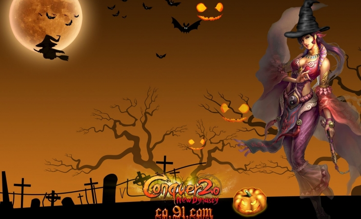 Игры Хэллоуин