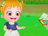 Картинка из Малышка Хейзел в Саду