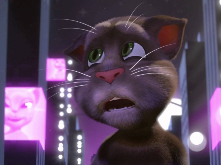 Скачать песню tom cat