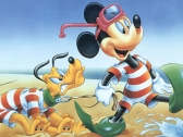 Картинка из Микки Маус Дизайнер Интерьера